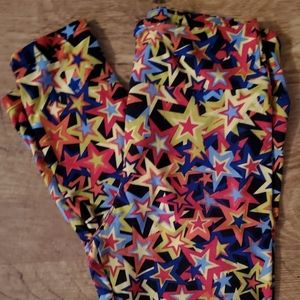 Women's lularoe leggings one size